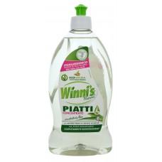 Winni's Piatti hypoalergenní mycí prostředek na nádobí s Aloe Vera