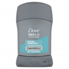 Dove Men+Care Clean Comfort Antiperspirant 50ml