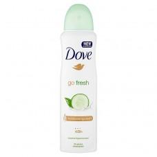 Dove Go Fresh Cucumber & Green Tea Antiperspirant Spray 150ml