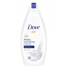 Dove Deeply Nourishing Moisturizing Shower Gel 500ml