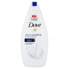 Dove Deeply Nourishing Moisturizing Shower Gel 500ml