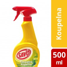 Savo Bathroom Cleaning Spray 500ml