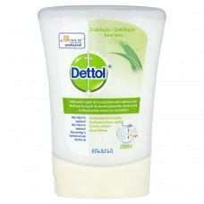 Dettol Soft on Skin Liquid Soap Filling Into The Contactless Dispenser 250ml