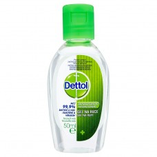 Dettol Antibacterial Hand Gel 50ml