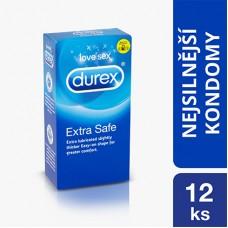Durex Extra Safe Condoms 12 pcs