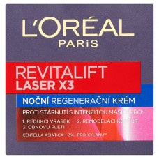 L'Oréal Paris RevitaLift Laser X3 Regenerating Night Wrinkle Cream 50ml