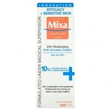 Mixa Sensitive Skin Expert 24hr Moisturising Anti-dryness Cream 50ml