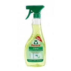 Frosch Bathroom and Shower Cleaner with Lemon 500ml