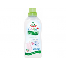 Frosch Baby Organic Hypoallergenic Infant and Baby Linen 30 Washes 750ml