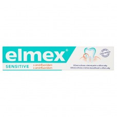 elmex Sensitive Toothpaste with Aminefluoride 75ml
