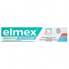elmex Sensitive Whitening Special Toothpaste for Daily Protection of Sensitive Teeth 75ml