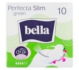 Bella Perfecta Slim Green Sanitary Pads á 10 pcs