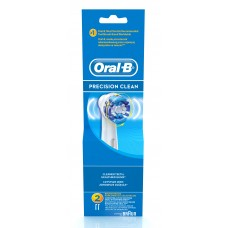 Oral-B Precision Clean Replacement Electric Toothbrush Heads x2