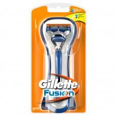 Gillette Fusion5 Razor For Men + 1 Blade Refill