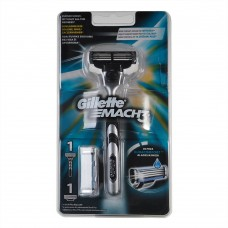 Gillette Mach3 Razor For Men + 1 Blade