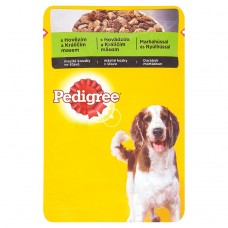 Pedigree Vital Protection Complete Feed for Adult Dogs with Beef and Lamb in Juice 100g
