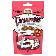 Dreamies With Tempting Beef 60g