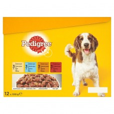 Pedigree Vital Protection 100% Complete Nutrition in Jelly 12 x 100g