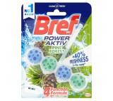 Bref Power Aktiv Fragrance Pine Forest Solid Toilet Block 50g