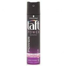 Taft Power Cashmere Hairspray Mega Strong 5 250ml