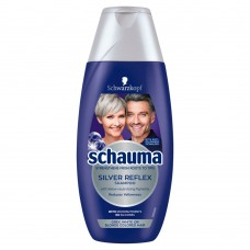Schauma Silver Reflex Anti-Yellowing Shampoo 250ml