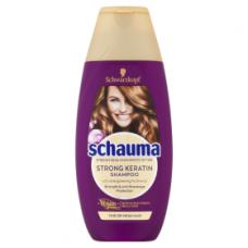 Schauma Keratin Strong Strengthening Shampoo 400ml