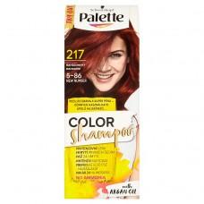Schwarzkopf Palette Color Shampoo Hair Color Mahogany 217