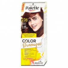 Schwarzkopf Palette Color Shampoo Hair Colorant Chestnut 236