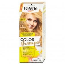 Schwarzkopf Palette Color Shampoo Hair Color Golden Blonde 308