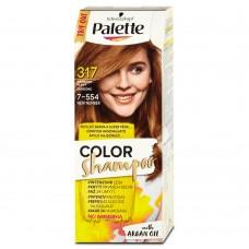 Schwarzkopf Palette Color Shampoo Hair Color Hazel Fawn 317