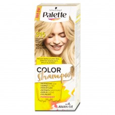 Schwarzkopf Palette Color Shampoo Hair Colorant Pearl Blond 315