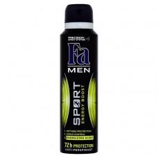 Fa Men Deo Spray Sport Energy Boost 150ml