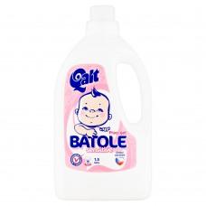 Qalt Batole Sensitive Efficient Washing Gel for Sensitive Skin and Baby 15 Washes 1500g