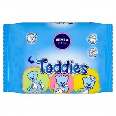 Nivea Baby Toddies Wipes 60 pcs