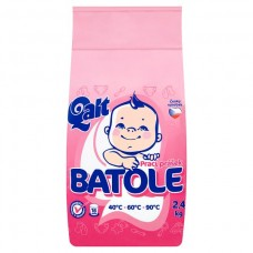 Qalt Batole Laundry Detergent for Baby Clothes 18 Washes 2.4kg