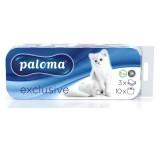 Paloma toaletní papír jemně parfemovaný 3vrstvý