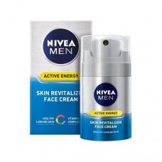 Nivea Men Active Energy Skin Revitalizing Face Cream 50ml