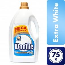 Woolite Extra White Brilliance Washing Liquid Preparation 75 Washes 4.5L