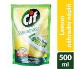 Cif Lemon Dishwashing Liquid Refill 500ml