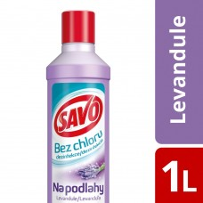 Savo Chlorine-Free Floors Lavender 1000ml