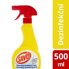 Savo Universal Disinfectant Spray 500ml