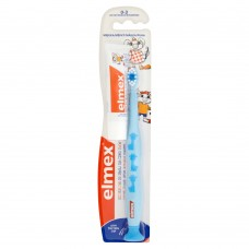 elmex Soft Toothbrush + Kid's Toothpaste 12ml