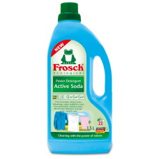 Frosch Ecological Detergent with Active Soda 22 Washes 1500ml