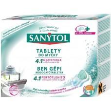 Sanytol 4 in 1 Dishwasher Tablets 40 x 20g