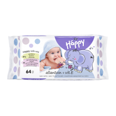 Happy Allantoin Wet Wipes 64 pcs