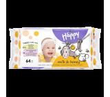 Bella Baby Happy Milk & Honey Wet Wipes 64 pcs