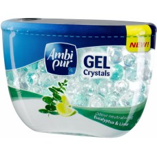 Ambi Pur Gel Air Refresher Eucalyptus & Lime 150g