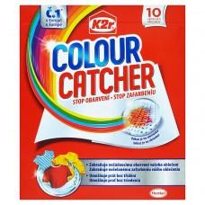 K2r Colour Catcher Detergent Wipes 10 pcs