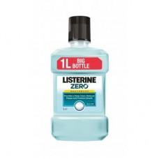 Listerine Zero Mild Mint Mouthwash 1L