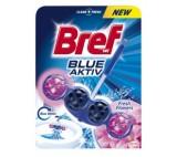 Bref Blue Aktiv Fresh Flowers WC Block 50g
